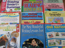 2nd Grade Basic Skills/Enrichment (Steck-Vaughn/Scholastic)