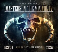 PARTYRAISER & FURYAN - MASTERS OF HARDCORE-MASTERS IN THE MIX VOL,4  2 CD NEW!