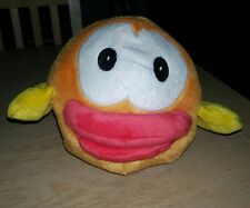 Orange Flappy Bird 8' Plush Toy