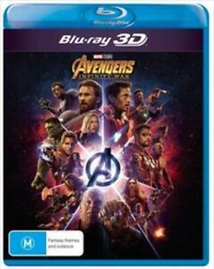 Avengers - Infinity War Blu-ray 3D
