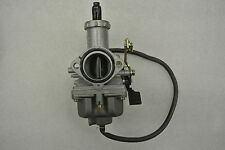 Carburetor - 30mm, Manual Choke, Aluminum, 125-250c