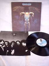 THE EAGLES, ONE OF THESE NIGHTS, 1975, GERMAN PRESS, PHOTO INNER, VG+ CONDITION