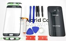 Samsung Galaxy S7 Edge G935 Front Screen Lens Outer Glass Replacement Kit Glue
