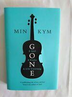 Gone A Girl, a Violin, a Life Unstrung Min Kym New HB Book 2017