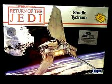 MCP Ertl Star Wars ROTJ Shuttle Tydirium Commemorative Ed Model Kit 1992 New