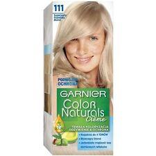 Garnier color de pelo permanente Crema Color Naturals Crema 111 cenizas Rubio Muy Ligero