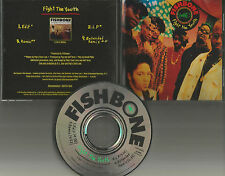FISHBONE Fight the Youth 4TRX w/ EDIT & REMIX & EXTDENDED PROMO DJ CD single 91