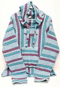 El Paso Saddleblanket Company Poncho Jacket Size Medium