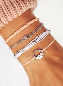 Authentic Puravida Bracelets November Club Pack Wristband Jewelry Pura Vida NEW