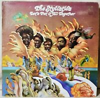 Stylistics Let's Put it All Together LP EX Vinyl Sweet Soul -Extra LPs Ship Free
