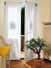 Schwenk Gardinenstange ausziehbar 60 - 100 cm in Farbe silber lackiert