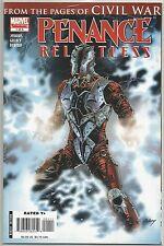 Penance Relentless #1 : Marvel comic book