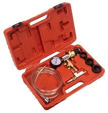 Engine Radiator Cooling System Vacuum Purge Refill Kit Set Universal Pro Tools
