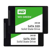 """SSD PLUS 240GB SATA III 6G/s 2.5"""" 7mm internal Solid State Drive 240GB x2= 480GB"""