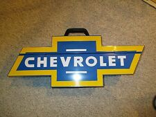 Go Boxes  Chevrolet  Steel Toolbox - Vintage Style - Portable