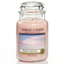 Velas decorativas Yankee Candle aroma rosa para el hogar