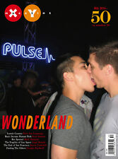 XY Magazine #50 Fall 2016 gay men WONDERLAND issue  +++  BUY DIRECT FROM XY TEAM