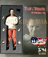 1/6 The Silence of the Lambs Dr. Hannibal Anthony Hopkins Figure Full Set ❶USA❶