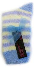 Calze e calzini da uomo blu a fantasia righe in poliestere