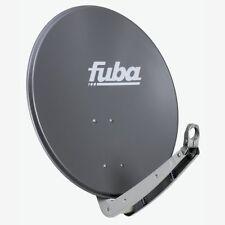 FUBA DAA 650 A SAT Alu Antenne Spiegel 65cm Satelliten Schüssel Anthrazit HD 4K
