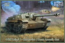 44M ZRINYI I - WW II HUNGARIAN SELF-PROPELLED 75mm ASSAULT GUN#050 1/72 IBG