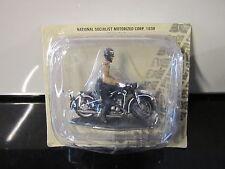 SMI025 - NATIONAL SOCIALIST MOTORIZED CORP.1938-BMW-R12 -SOLDADOS EN MOTOCICLETA