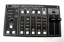 Hitachi Remote Control Box RC-C10 Tele Commande 12V 9052076
