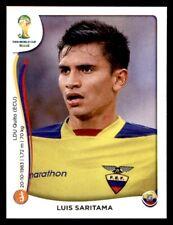 Panini World Cup 2014 - Luis Saritama Ecuador No. 365