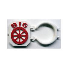 1960's Cracker Jack Unassembled Toy Ring Prize Big Wheel