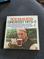 ROD MCKUEN'S GREATEST HITS 2 WB 2560 STEREO REEL TO TAPE 4 TRACK 3 3/4