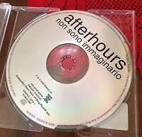 Afterhours NON SONO IMMAGINARIO raro cd promo Marlene Kuntz Manuel Agnelli