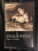 Like a Virgin by Madonna (Cassette, Nov-1984, Sire)