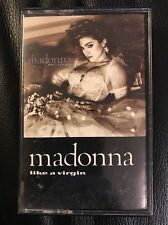 Like a Virgin by Madonna (Cassette, Nov-1984, Sire)
