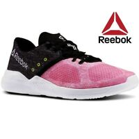 Reebok Cardio Edge Crossfit Womens Running Shoe Trainers Gym Free Postage