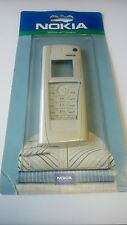 COVER NOKIA -9500 communicator-ORIGINALE CON TASTIERA  CC-209 WHITE