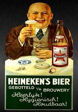 Magnet Advertising Advertisement for Heineken's Beer