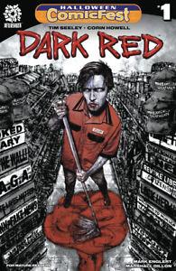 Dark Red #1 Halloween Comicfest 2019