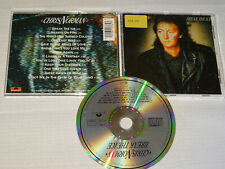 CHRIS NORMAN - BREAK THE ICE / GERMANY-ALBUM-CD 1989 (VG)