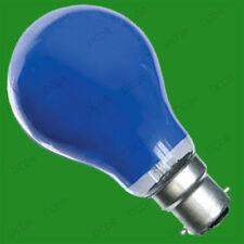 Bombillas de interior sin marca color principal azul