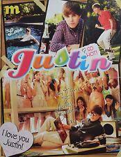 JUSTIN BIEBER - A2 Poster (XL - 40 x 52 cm) - Fan Sammlung Clippings Ausland USA