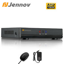 Jennov 8CH MINI DVR Digital Video Recorder For Security Camera System Monitor