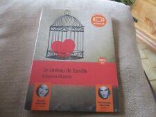 "LIVRE AUDIO NEUF ""LE CAVEAU DE FAMILLE"" de Katarina MAZETTI"