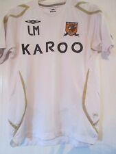 Hull City 2007-2008 LM Team Issue Training Football Shirt Size Medium /43182