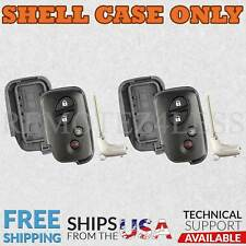 2 For 2008 2009 2010 2011 Lexus GS460 Remote Shell Case Car Key Fob Cover