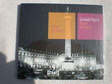 2 CDS - NOCH OVP - DONALD BYRD QUINTET - Jazz in Paris + Parisian thoroughfare