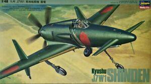 Hasegawa 1/48 Kyushu J7W1 Shinden Model Kit