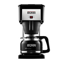 BUNN Coffee Maker Velocity Brew 10-Cup Black Brewing Temperature 200°F  Kitchen