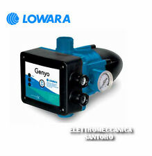 PRESSCONTROL GENYO 16 / R15-30 DA 0 A 2 HP LOWARA PER AUTOCLAVE SU ELETTROPOMPA