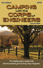 Camping With The Corps Of Engineers Book Camping Fishing NEW Don Wright 9th ed!