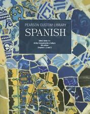 Spanish, Chapters 1,2 And 3 : Umuc Span 111: Arriba Comunicacion y Cultura...